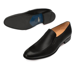 Mezlan Sergi Slip-On Loafer Black