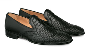 Mezlan Sirocco Slip-On Shoe Black