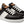 Load image into Gallery viewer, Mezlan Wyatt Lace-Up Sneaker Black/White