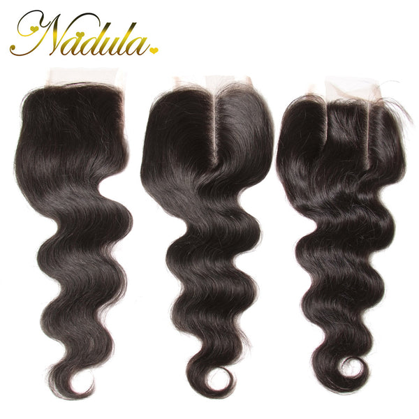 Only 1 Piece And Three Different Types Brazilian Virgin Hair With