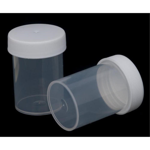 Sample containers, PP, sterile, 60mL