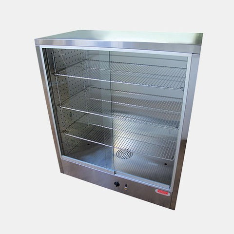 Glassware drying oven, 80 deg. C, thermostat controller, fan forced