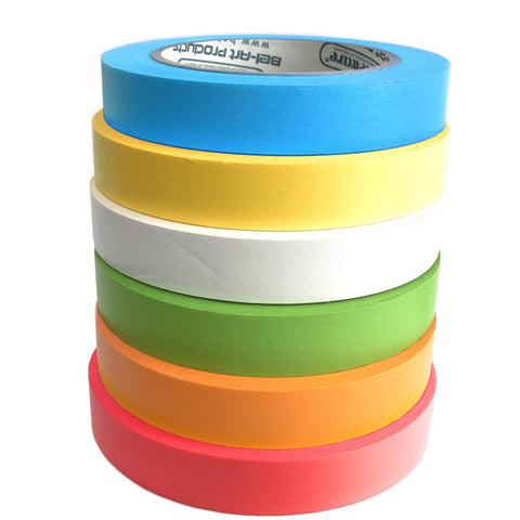 Write-on label tape, 19mm