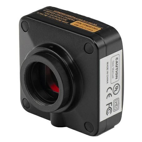 Digital camera for C-Mount, CMOS, USB2.0