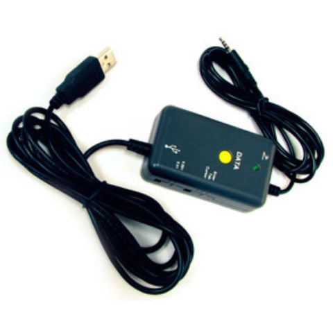 Data transmitter for UPM calipers and indicators