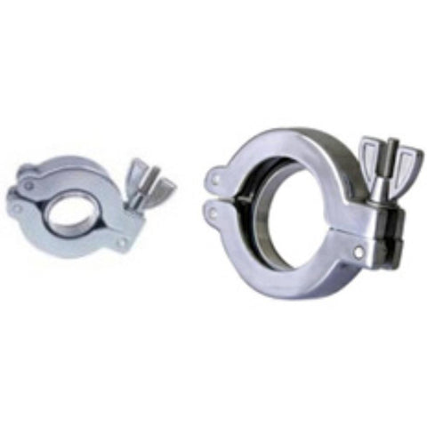 O-Rings and clamps
