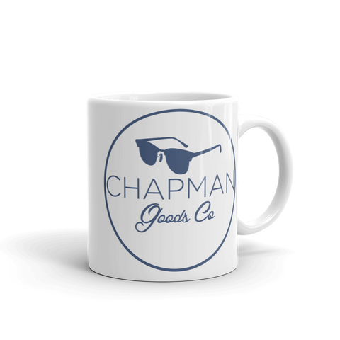 THE CHAPMAN MUG - LOGO