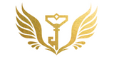 Gold Resistance Wing Temporary Tattoo - Pack of 3