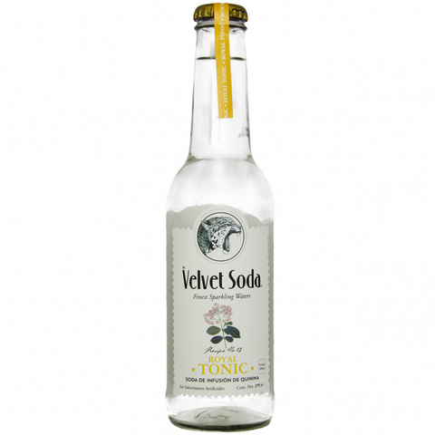 Velvet Soda Royal Tonic 275 ml