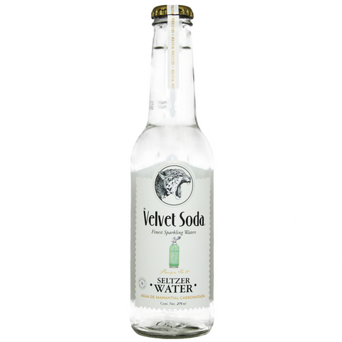 Velvet Soda Seltzer Water 275 ml