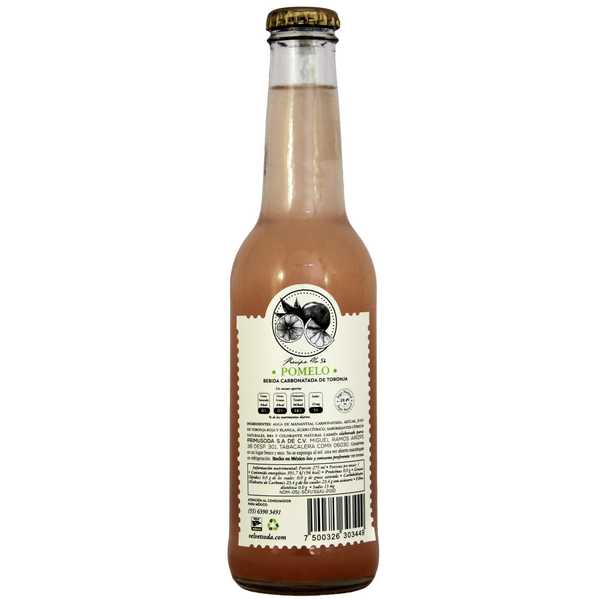 Velvet Soda Pomelo 275 ml