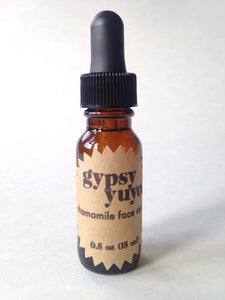 chamomile face serum