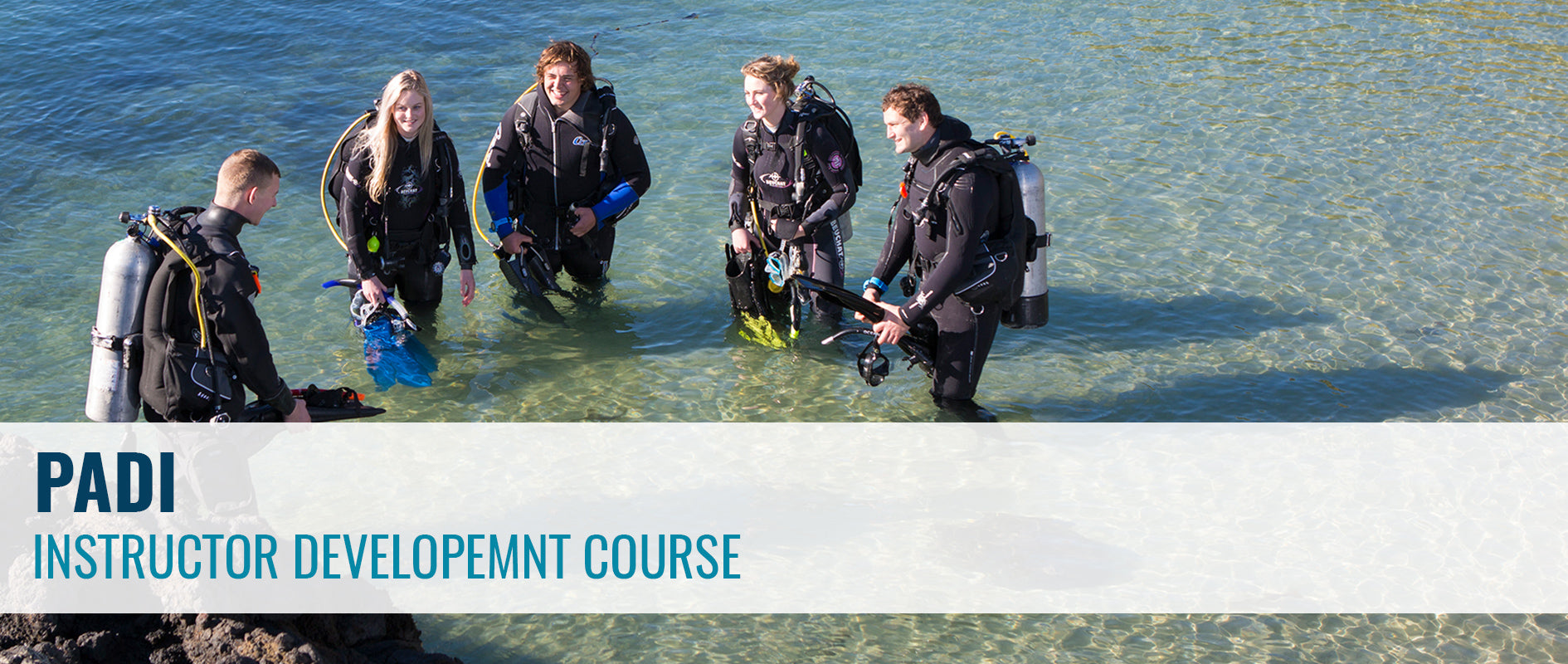 PADI Scuba Instructor Course Dive Otago Dunedin
