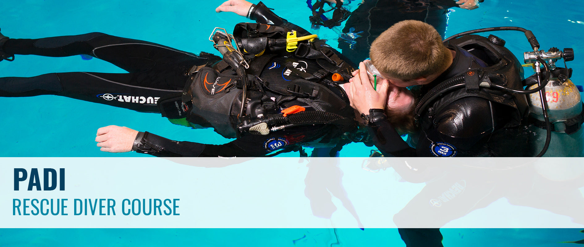 PADI Rescue Diver Course Dunedin, New Zealand