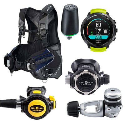Aqualung Axiom i3 Hardware Package Packages Dive Otago