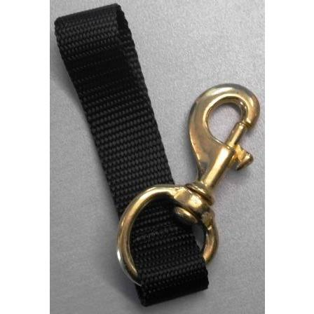 Brass Clip with Strap Accessories Generic