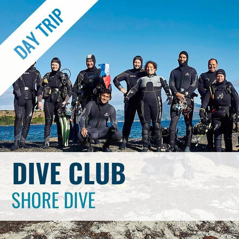 Club Shore Dive Dive Trip Dive Otago