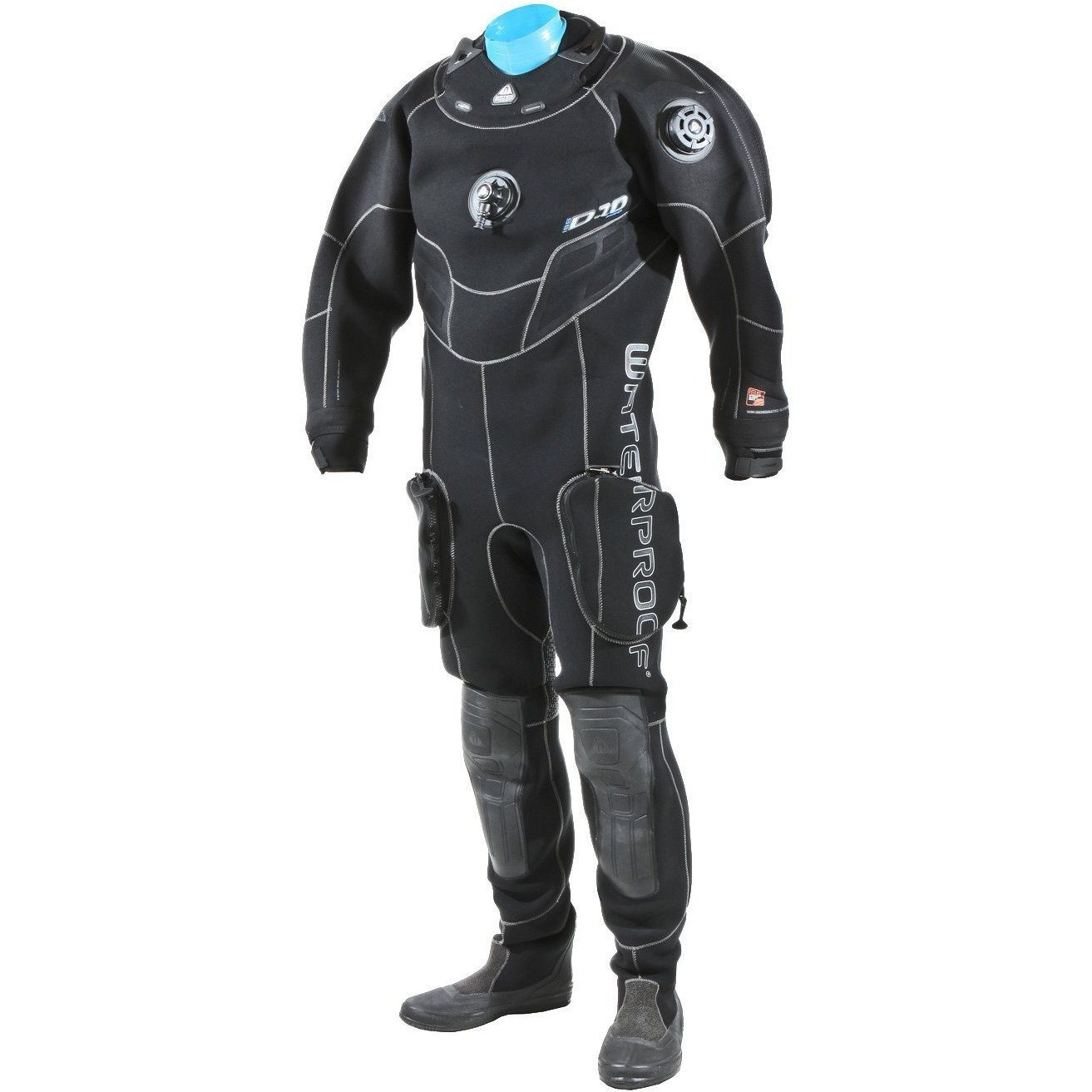 D10 Pro ISS Mens Drysuit Waterproof