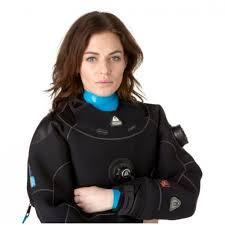 D10 Pro ISS Womens Drysuit Waterproof