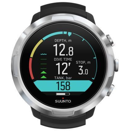 D5 Dive Computer Suunto D5 (computer only) Black and Silver