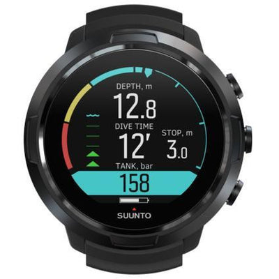 D5 Dive Computer Suunto D5 & Wireless Transmitter All Black