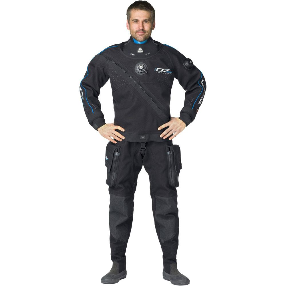 D7 Pro Cordura Mens Drysuit Waterproof