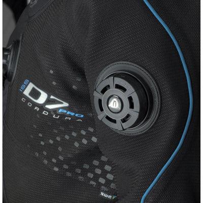 D7 Pro Cordura Womens Drysuit Waterproof