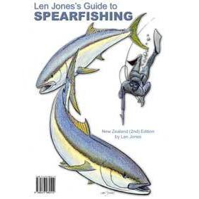 Len Jones Spearfishing Guide Accessories SeaTech