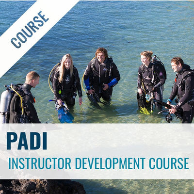 PADI Instructor Development Course Course PADI