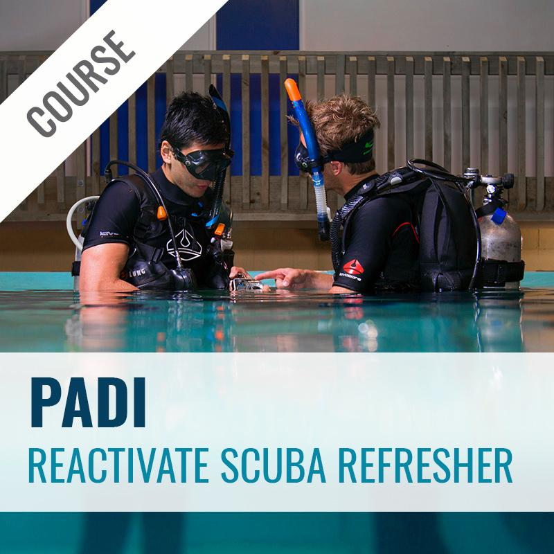 PADI ReActivate Course