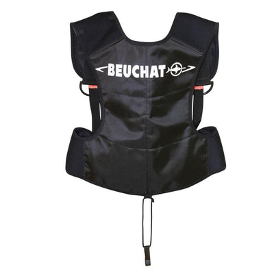 Quick Release Weight Harness Weightbelts Beuchat Black
