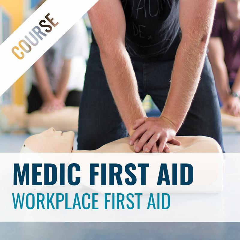 Workplace First Aid Course Course Medic First Aid
