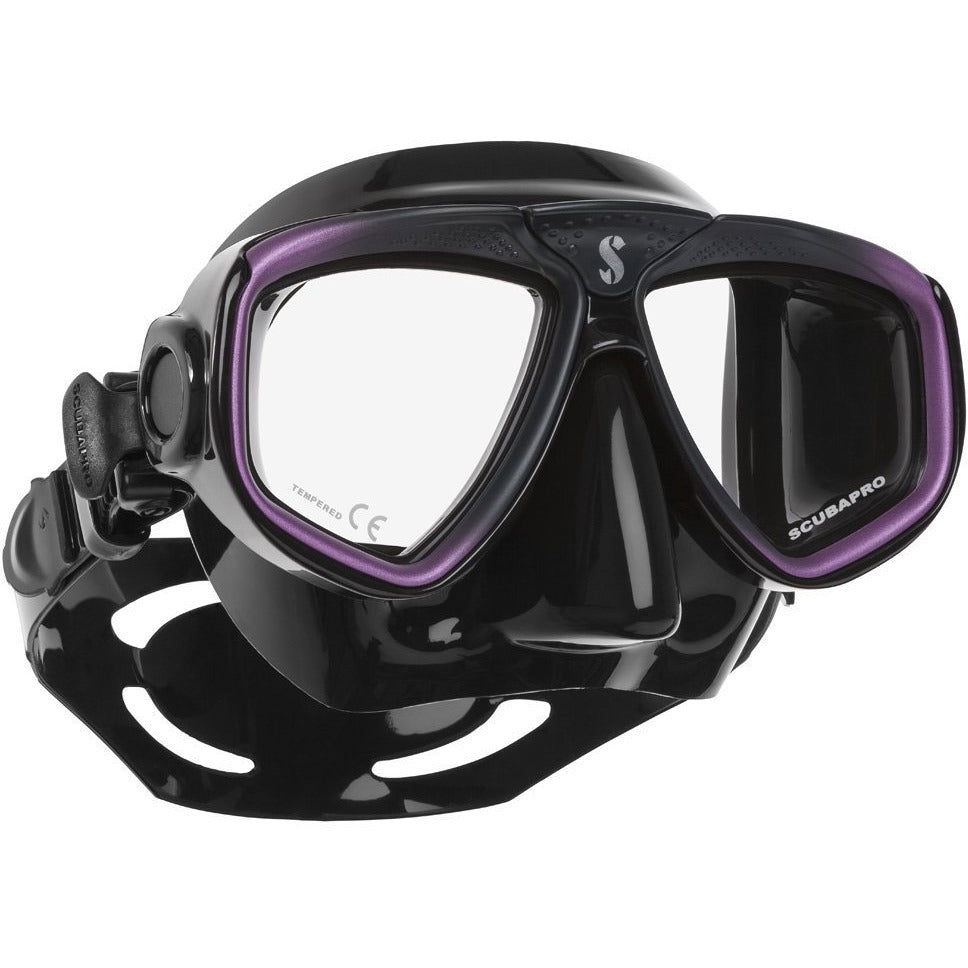Zoom Evo Mask Scubapro Black/Purple