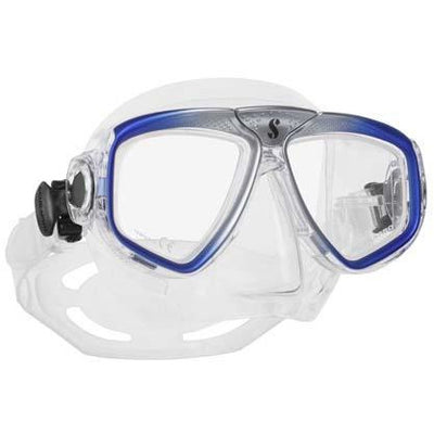 Zoom Evo Mask Scubapro Clear/Blue