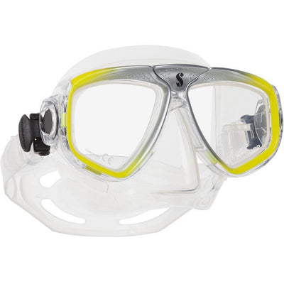 Zoom Evo Mask Scubapro Clear/Yellow