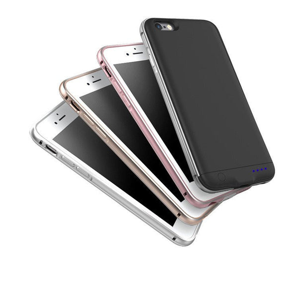 Air Case: The World's Thinnest Battery Case for iPhone 6/6s, 6/6s Plus, 7, 7Plus