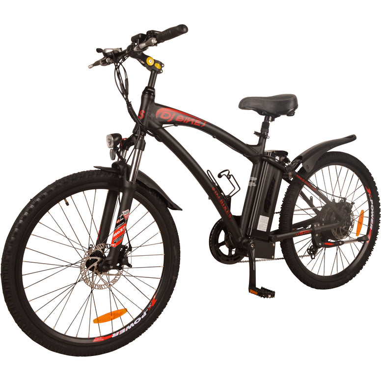 DJ Mountain Bike 750W (US Only)