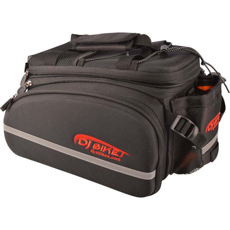 DJ Bike Trunk Bag