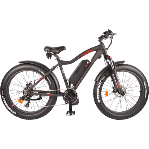 DJ Fat Bike Mid Drive 750W (US Only)