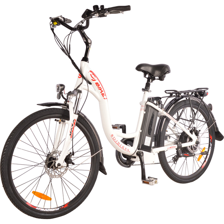 DJ City Bike 750W (US Only)