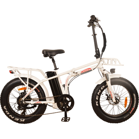 DJ Folding Bike 750W (Like New)