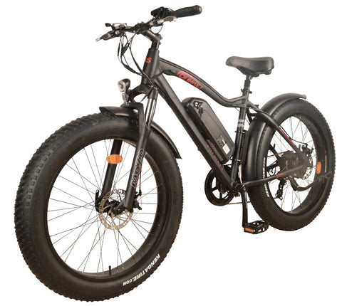 DJ Fat Bike 750W (Like New)