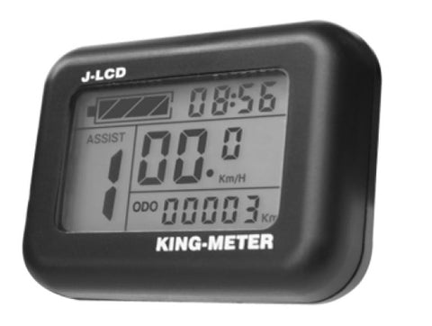 King-meter display