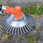 Steel Wire Brush Cutter Trimmer Head(🔥 BFCM Sale - 35% Off)
