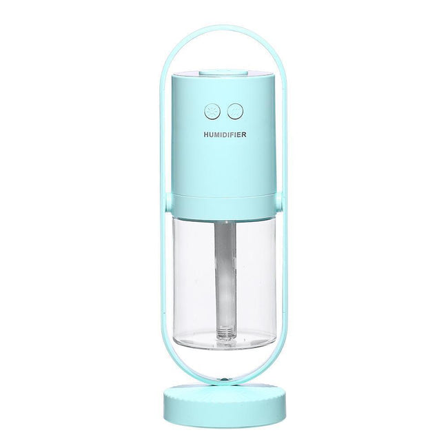 Mini Mute Night Light Atomization Aromatherapy Home Humidifier