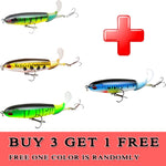 Floating Rotating Tail Lures Hard Bait(BUY 3 GET 1 FREE)