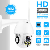 1080P Wireless Outdoor IP Security Camera with Night Vision