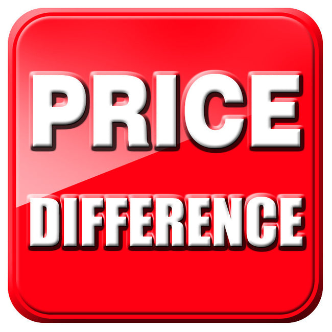 Price Difference - $22