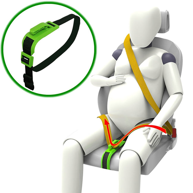 Seat Belt Adjuster for Pregnancy & Recovery