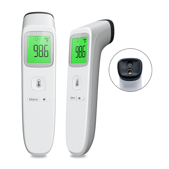 Non-contact Infrared Thermometer Forehead Thermometer with CE & FDA